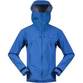 Bergans Slingsby 3 -warstwowa kurtka Mężczyźni, athens blue/ocean